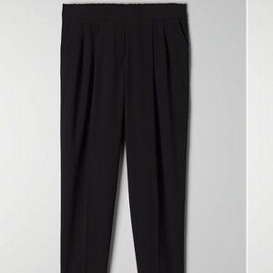Babaton Black Cohen Pants